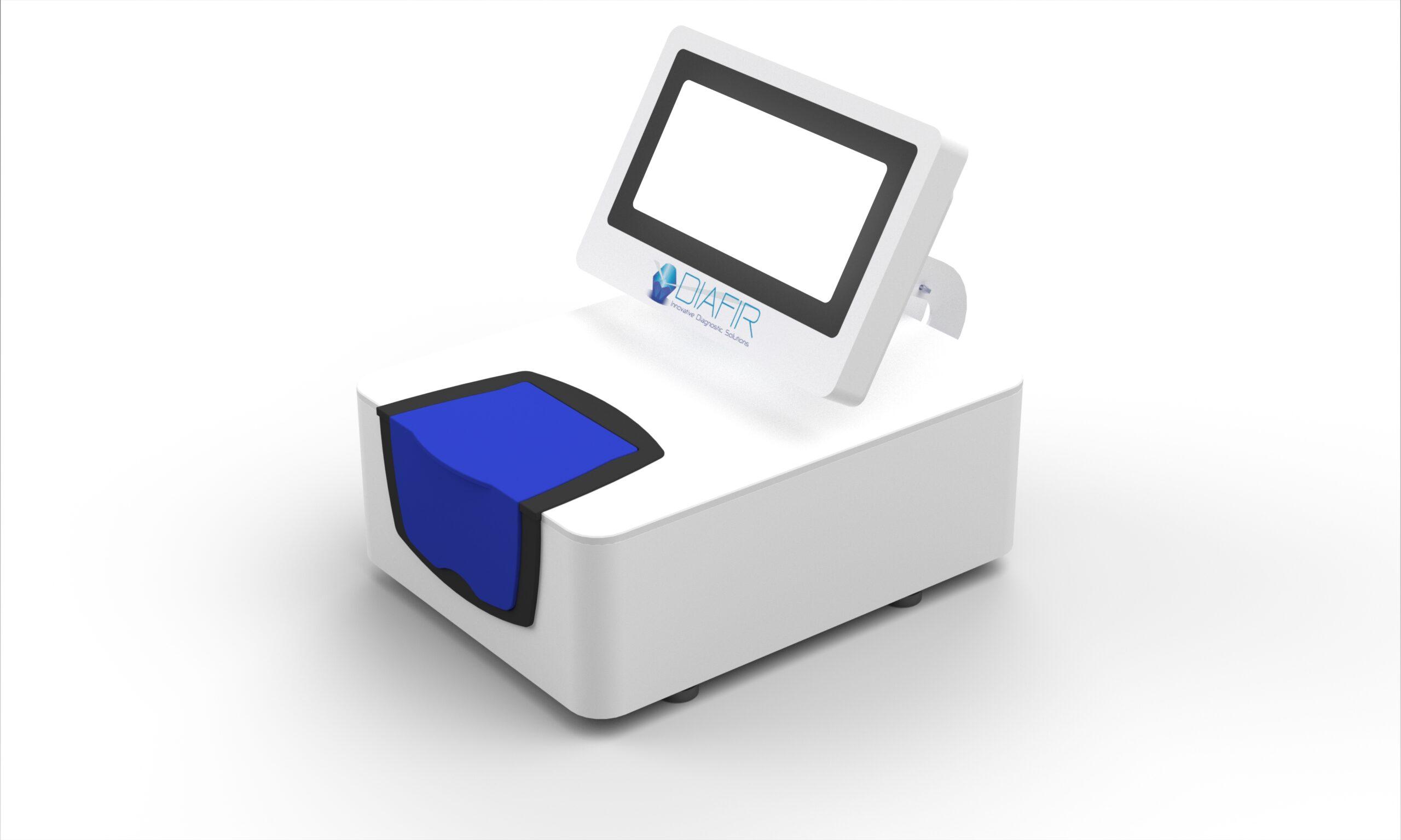 Dispositif médical de diagnostique